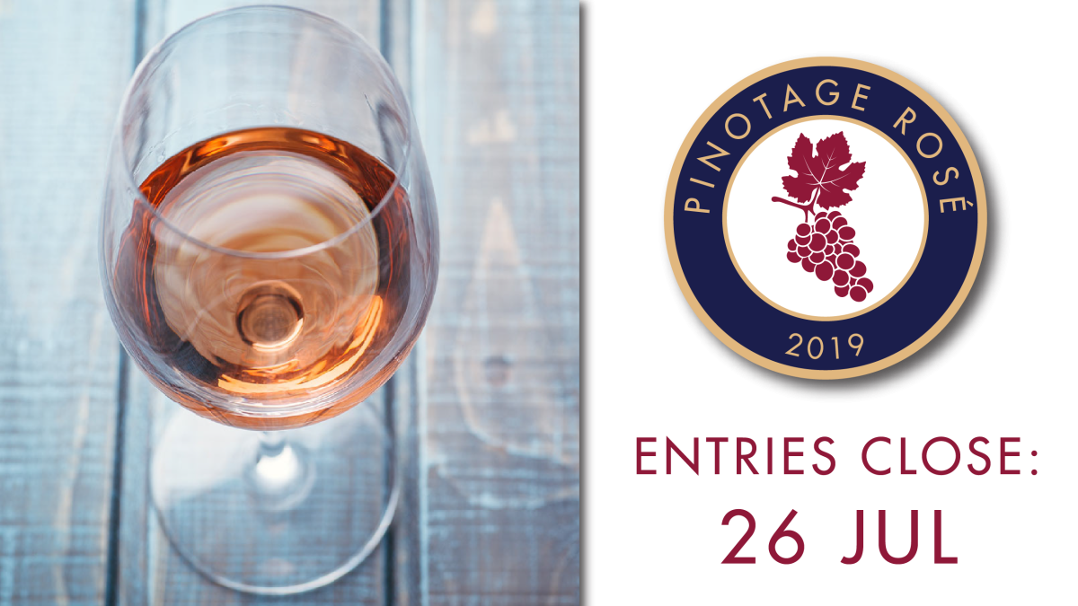 pinotage rose competition