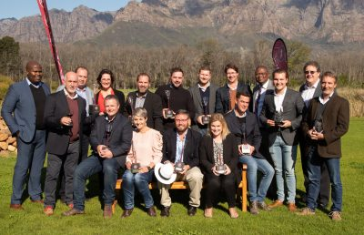 Absa Top 10 Pinotage Winners